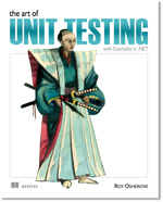 The Art of Unit Testing (Book cover)