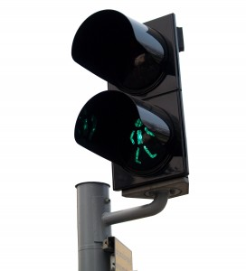 Traffic light (green)