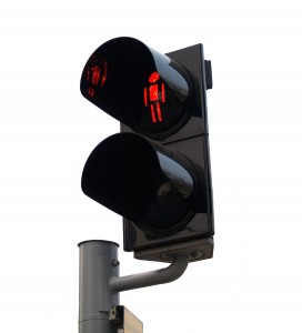 Traffic light (red)